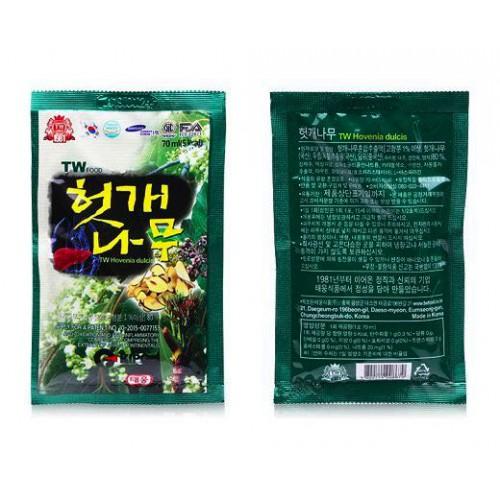 Nước Bổ Gan Teawong (HQ) Hộp 30 gói - Sản phẩm với công dụng bổ gan, giải độc