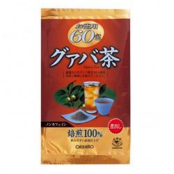 Trà Ổi Orihiro Nhật Bản [Túi 60 gói] - Sản phẩm giúp giảm cân hiệu quả