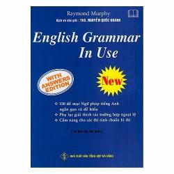 Sách - English Grammar In Use - Raymond Murphy (Tái Bản)