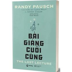 Sách - Bài giảng cuối cùng - Randy Pausch