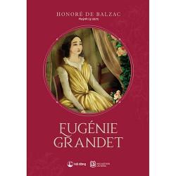 Sách - Eugénie Grandet - Cuốn sách đầy nhân văn kể về cuộc đời của một cô gái