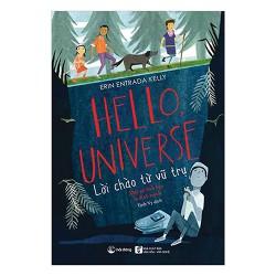 Sách - Lời chào từ vũ trụ - Cuốn sách xoa dịu tâm hồn của giới trẻ