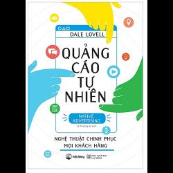Sách - Quảng cáo tự nhiên - cốt lõi của sự thành công kỹ thuật số