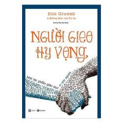 Sách - Người Gieo Hy Vọng (Tặng Postcard) - Cuốn sách trở thành một hiện tượng gây chấn động dư luận tại Mỹ