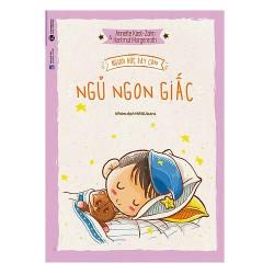 Sách - Người Đức Dạy Con Ngủ Ngon Giấc (Tặng Postcard)