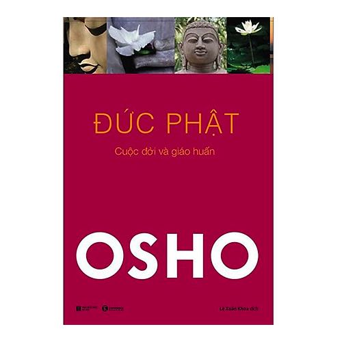 Sách - Đức Phật - Cuộc Đời Và Giáo Huấn - Osho
