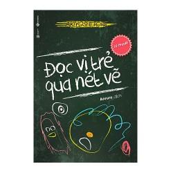Sách - Đọc Vị Trẻ Qua Nét Vẽ - Lý Thuyết - Cho các bậc cha mẹ cái nhìn khác về tính cách con em mình