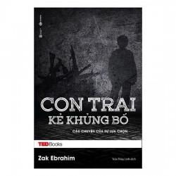 Sách - TedBooks Con Trai Kẻ Khủng Bố (Tặng Postcard) - Câu Chuyện Của Sự Lựa Chọn