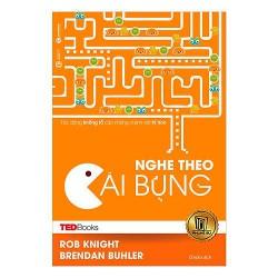 Sách - TedBooks Nghe Theo Cái Bụng - Bạn sẽ khám phá ra một thế giới vô định có khả năng tái định nghĩa loài người