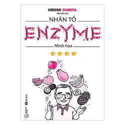 Sách - Nhân Tố Enzyme - Minh Họa - Giúp bé học sinh học tốt nhất