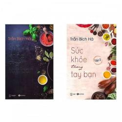 Bộ Sách - Combo 2 Cuốn Sức Khỏe Trong Tay Bạn (Tặng Tedbook Nghe Theo Cái Bụng + Postcard bốn mùa ngẫu nhiên)