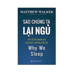 Sách - Sao chúng ta lại ngủ