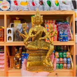 Tượng Thần 4 Mặt Brahma (Tứ Diện Phật) Thái Lan