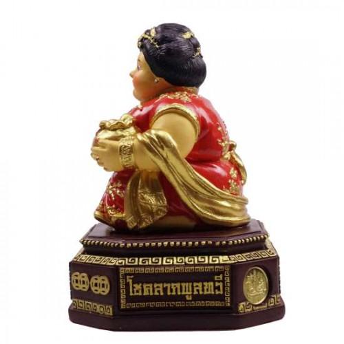 Tượng Mẹ Mập Mẹ Ngoắc NangKwak Thái Lan