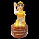 Tượng Mẹ Ngoắc NangKwak Thần Tài Của Thái Lan [Màu Ngẫu Nhiên]