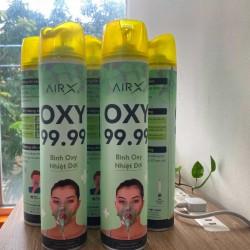 Bình Oxy Nhiệt Đới AIRX CTC95 8000ml [Tặng Kèm Mặt Nạ Thở]