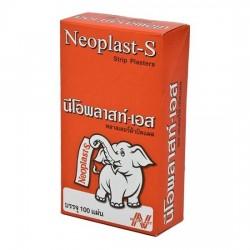 Băng Keo Cá Nhân Neoplast-S Strip Plasters 100 Miếng