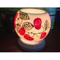 Đèn Xông Tinh Dầu Bát Tràng Mini Miệng Tròn Quả Mọng MK03