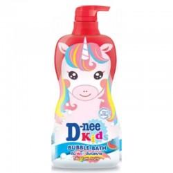Sữa Tắm Trẻ Em D-nee Kids Bubble Bath Kỳ Lân 400ml Thái Lan