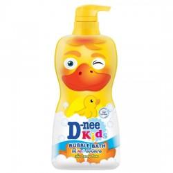 Sữa Tắm Trẻ Em D-nee Kids Bubble Bath Vịt 400ml Thái Lan