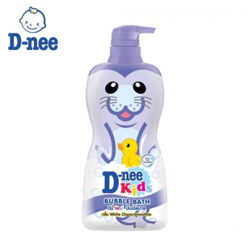 Sữa Tắm Trẻ Em D-nee Kids Bubble Bath Hải Cẩu 400ml Thái Lan