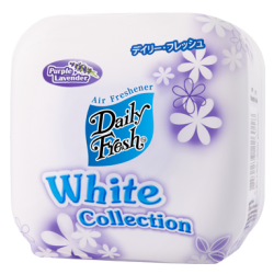 Sáp Thơm Khử Mùi Daily Fresh White Collection Purple Lavender 150g Thái Lan