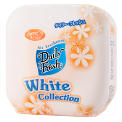 Sáp Thơm Khử Mùi Daily Fresh White Collection Sweet Orange 150g Thái Lan