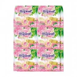 Dây 12 Bịch Nước Xả Vải Đậm Đặc Hygiene Sunrise Kiss 20ml Thái Lan