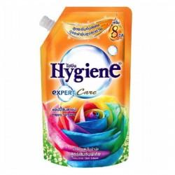 Nước Xả Vải Đậm Đặc Hygiene Expert Care Happy Sunshine 1300ml Cam Thái Lan