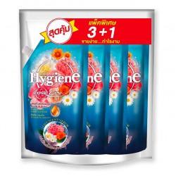 [Mua 3 Tặng 1] Nước Xả Vải Đậm Đặc Hygiene Xanh Dương 1400ml Thái Lan