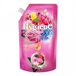 Nước Xả Vải Đậm Đặc Hygiene Expert Care Lovely Bloom 1300ml Thái Lan
