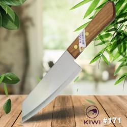 Dao Nhà Bếp Nhỏ Cán Gõ Mũi Nhọn Kiwi 171 Thái Lan