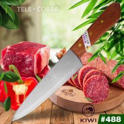 Dao Cắt Thịt Kiwi 488 Thái Lan Cán Gỗ Nhập Khẩu