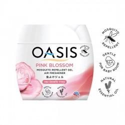 Sáp Thơm Đuổi Muỗi OASIS Pink Blossom 180g Thái Lan