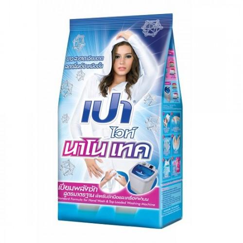 Bột Giặt Pao White NanoTech 900g Thái Lan [Xanh]