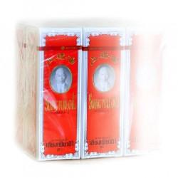 Lốc 6 Chai Dầu Gió Đỏ Ông Già Siang Pure Thái Lan [25ml x6]
