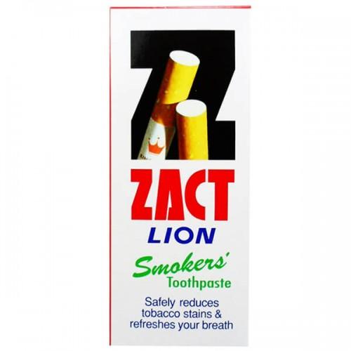 Kem đánh răng dành cho người hút thuốc Zact Lion 160g