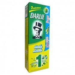 Kem Đánh Răng Darlie Double Action Bạc Hà Thái Lan 170gx2