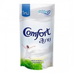 Nước Xả Vải Comfort Sabai Trắng 580ml Thái Lan