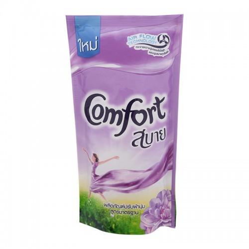 Nước Xả Làm Mềm Vải Comfort Sabai Refill Violet 580ml Thái Lan