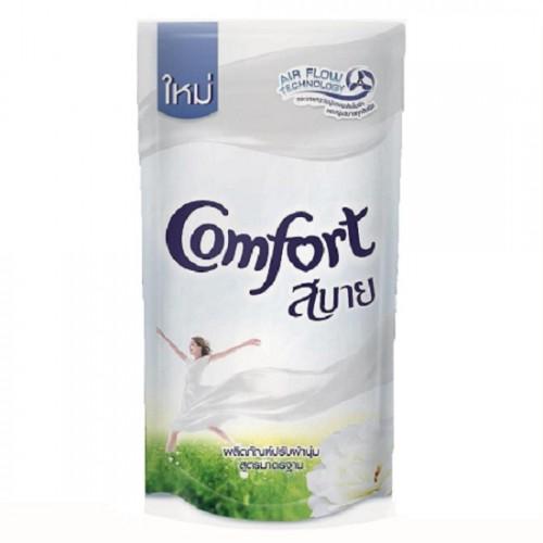 Combo 3 Nước Xả Vải Comfort Sabai White 580ml Thái Lan