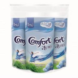 Combo 3 Nước Xả Vải Comfort Sabai Blue 580ml Thái Lan