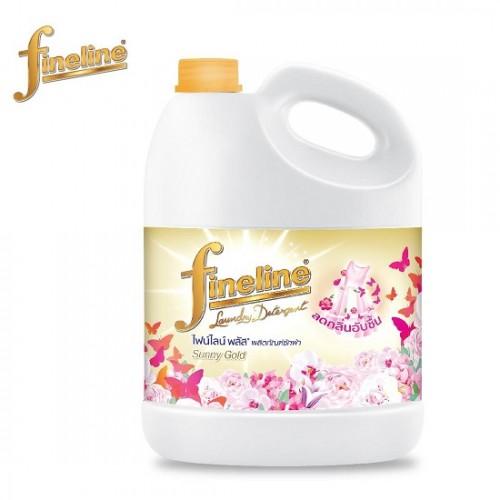 Nước Giặt Xả Fineline Laundy Detergent Sunny Gold 3000ml Thái Lan