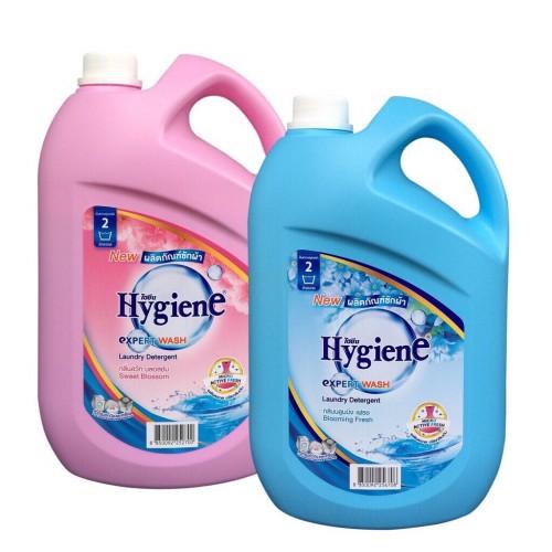 Nước Giặt Xả Quần Áo Hygiene 3000ml Thái Lan