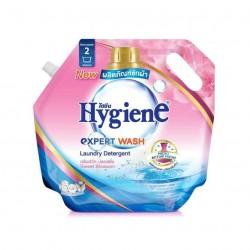 Nước Giặt Xả Quần Áo Hygiene Expert Wash Hồng 1800ml Thái Lan
