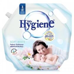 Nước Xả Vải Hygiene Trắng Soft White 1800ml Thái Lan