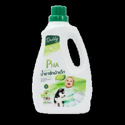 Nước giặt xả đậm đặc hương thảo dược Organic dành cho trẻ sơ sinh 3000ml - Daddy