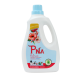 Nước giặt xả đậm đặc sinh học hương tinh dầu nước hoa 3000ml - xanh