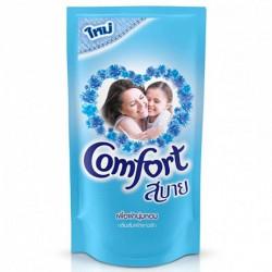 Nước xả làm mền vải Comfort Light Blue 580ml
