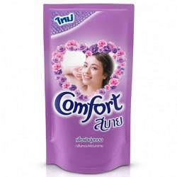Nước xả làm mền vải Comfort Sabai Refill Violet 580ml